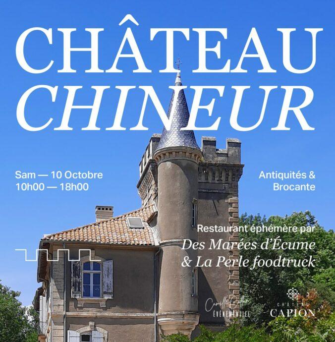 Château Chineur : antiquités & brocante