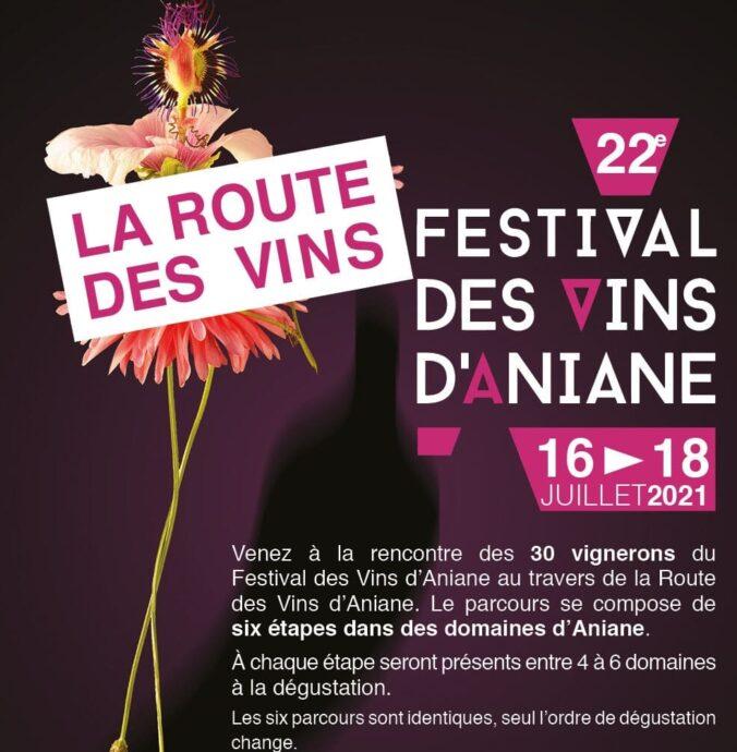 Festival des vins d'Aniane 1